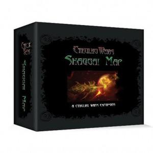 Cthulhu Wars : Shaggai Map Expansion
