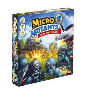 MICROMUTANTS - Boite N°1 - Usatropodes VS Exoborgs