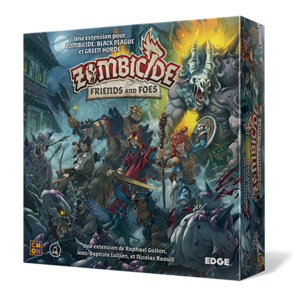 Zombicide : Black Plague - Friends and Foes