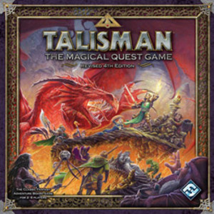 Talisman - Revised 4th Edition