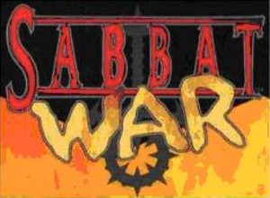 Vampire : The Eternal Struggle : Sabbat War