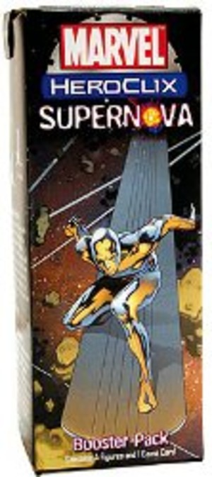 Marvel Heroclix - Supernova  Booster