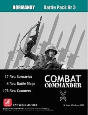 Combat Commander Battle Pack #3 : Normandy