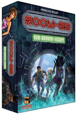 Room 25 est enfin sur les étals