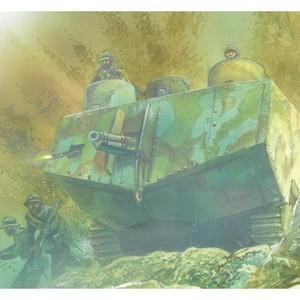 La Grande Guerre : Extension Chars Français 1917