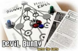 Devil Bunny Hates The Earth