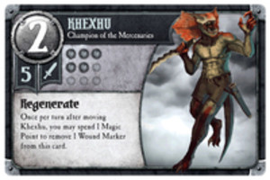 Summoner Wars : Khexhu