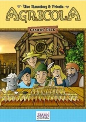 Agricola : Gamer's Deck