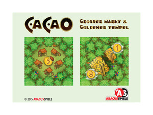 Cacao - Goodies Big Market & Golden Temple