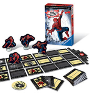 spiderman 3 the ultimate game spiderman 3 the ultimate game un jeu de pascal bernard. Black Bedroom Furniture Sets. Home Design Ideas