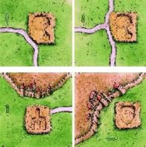 Carcassonne : Crop Circle