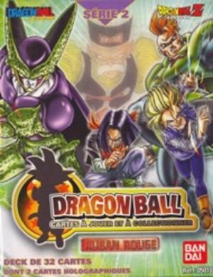 Dragon Ball : Serie 2 Starter - Ruban Rouge