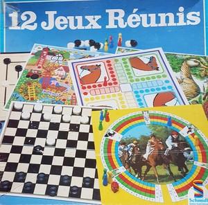 12 jeux réunis