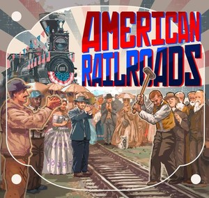"Russian Railroads - Extension ""American Railroads"""