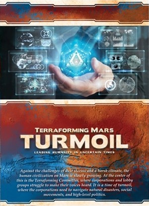 Terraforming Mars : Turmoil