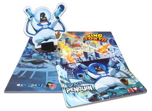 King of Tokyo - Space Penguin