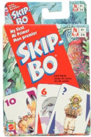Mon premier Skip-Bo
