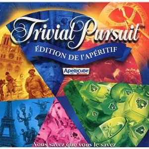 trivial pursuit edition de l 39 ap ritif trivial pursuit. Black Bedroom Furniture Sets. Home Design Ideas