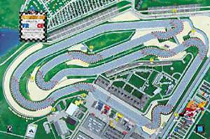 Formule Dé : Magny-Cours & Monza