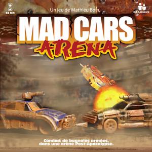 mad cars arena mad cars arena un jeu de mathieu boin jeu de soci t tric trac. Black Bedroom Furniture Sets. Home Design Ideas