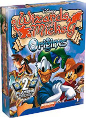 Wizards of Mickey : Origines - Starter