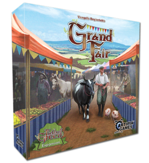 Fields of Green : the Grand Fair