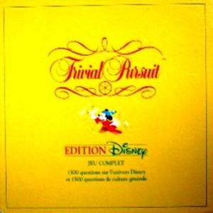 Trivial Pursuit - Edition Disney