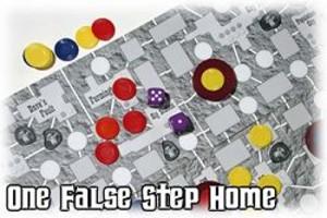 One False Step Home