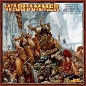 Warhammer : Bataillon Nain