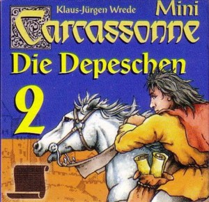 Carcassonne : Die Depeschen