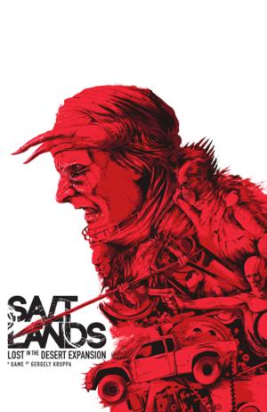 Saltlands : Lost in the Desert Expansion