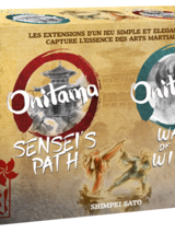 Onitama Sensei's Path et Way of the Wind