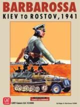 Barbarossa : Kiev to Rostov, 1941