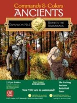 Commands and Colors - Ancients : Rome & the Barbarians