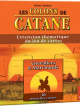 Les Colons de Catane : Chevaliers & Marchands