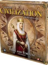 Sid Meier's Civilization - The Board Game : Fame and Fortune