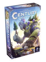 Century  édition Golem