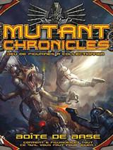 Mutant Chronicles : le Jeu de Figurines à Collectionner