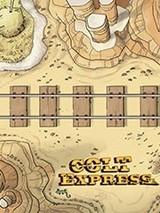 colt express tapis de jeu