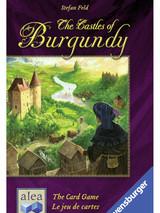 Les Châteaux de Bourgogne - le Jeu de Cartes