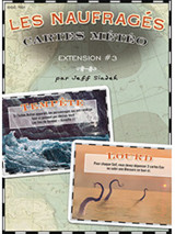Les Naufragés du Titanic : Cartes Météo