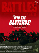 Into the bastards! First  tank battle