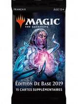 Magic the Gathering : Edition de Base 2019 - Booster
