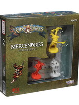 Rum And Bones : Mercenary Heroes Set 1