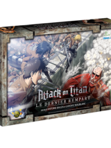 Attack on Titan : Le Dernier Rempart