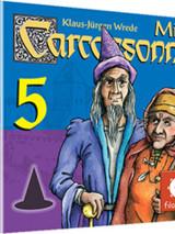 Carcassonne : Magicien & Sorcière