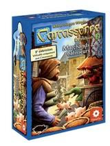 Carcassonne - Extension 2: Marchands et bâtisseurs