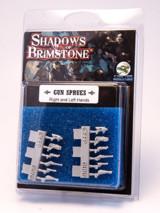 Shadows of Brimstone - Gun Sprue