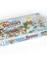 COURSE DE RENNES / REINDEER RACES