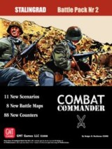 Combat Commander Battle Pack #2 : Stalingrad